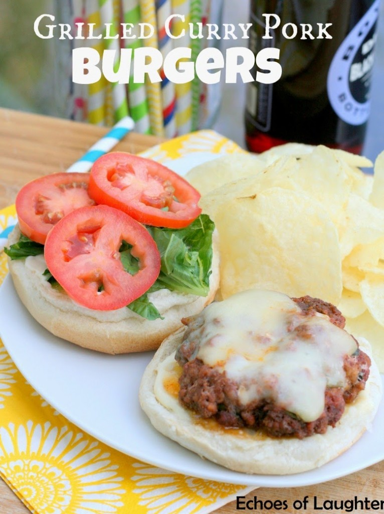 Grilled-Curry-Pork-Burgers