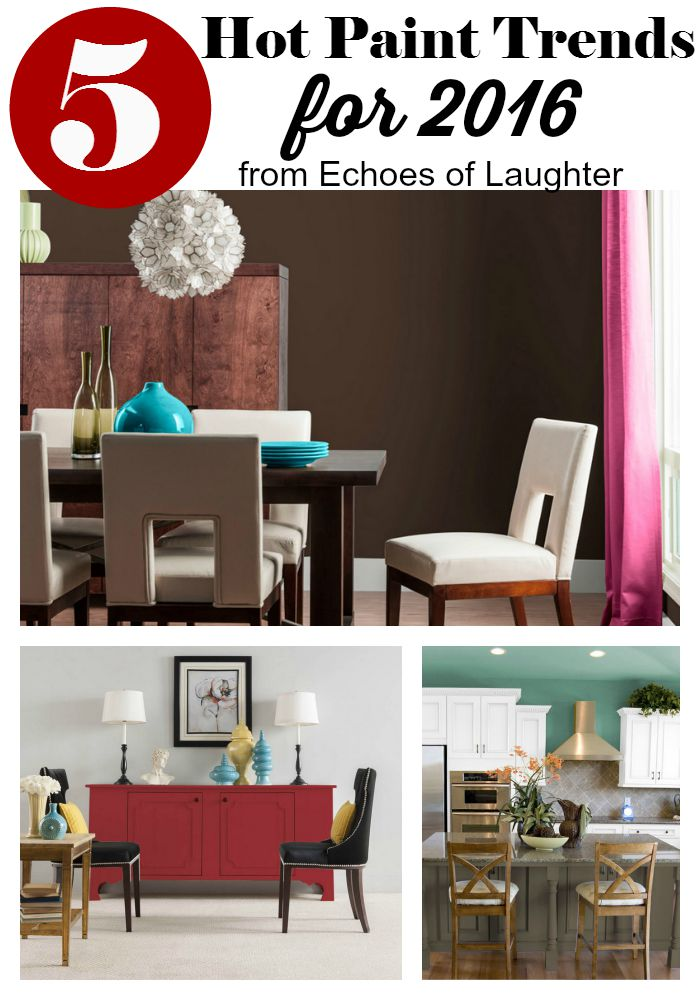 5 Hot Paint Trends For 2016 +Cil Paint Giveaway - Echoes Of Laughter