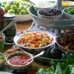 Mexican Salad & Taco Bar-Perfect For Families!