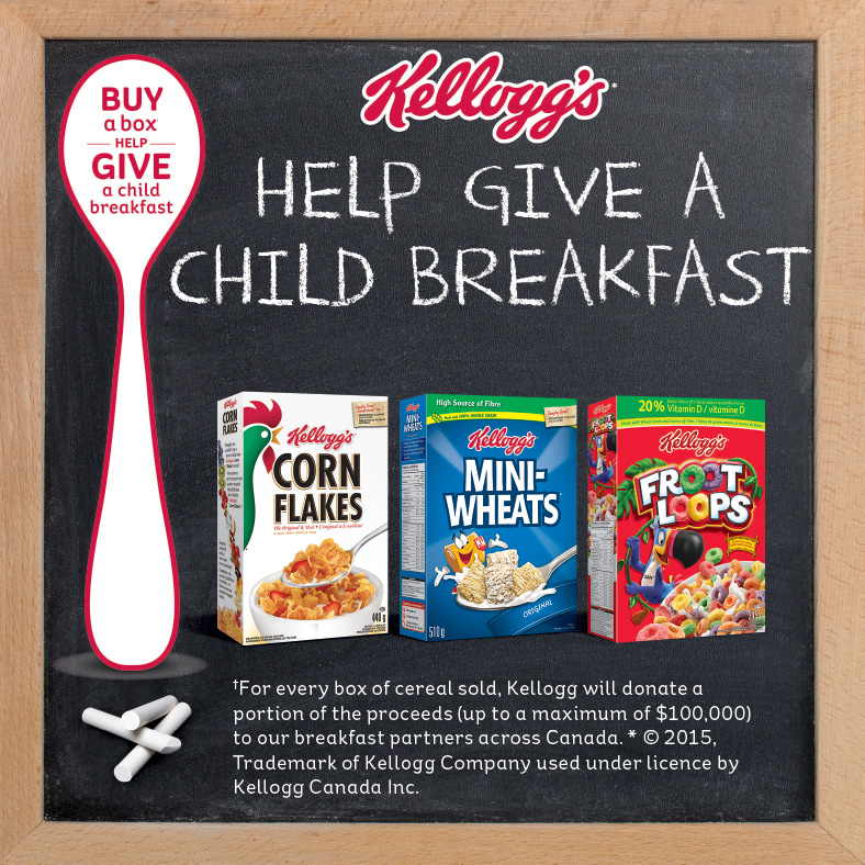 Kelloggs Breakfast For Better Days2