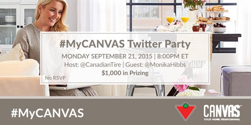 MyCANVAS Twitter Party1