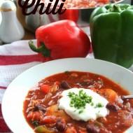 Easy Skillet Chili