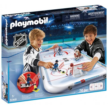 Playmobil-NHL-Arena-