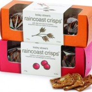 Enjoy Lesley Stowe's Raincoast Crisps For Holiday Entertaining! #GiftsToLove