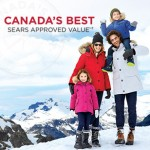 Stay Warm with Sears Parkas For Family Fun This Winter! #GiftsToLove