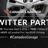 Spring Clean Your Car with Canadian Tire's Garage! #CanadasGarage