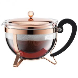 Bodum Copper Tea