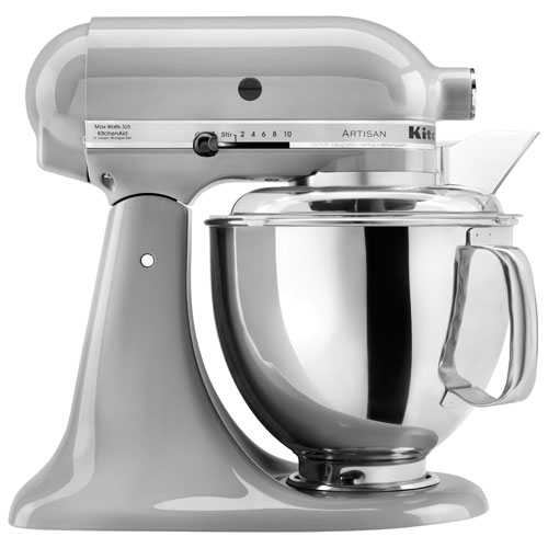 KitchenAid Mixer Chrome