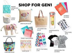 Shop For Gen1